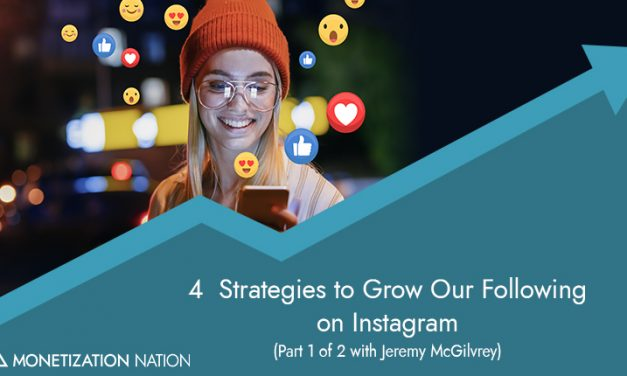 58. 4 Strategies to Grow Our Following on Instagram