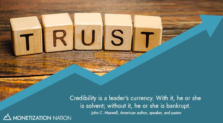 Credibility is a_Blog