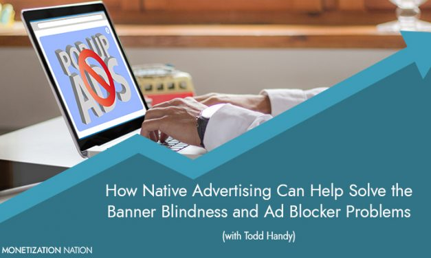 How Native Advertising Can Help Solve Banner Blindness and Ad Blocker Problems