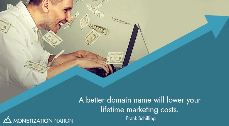 A better domain name_Blog