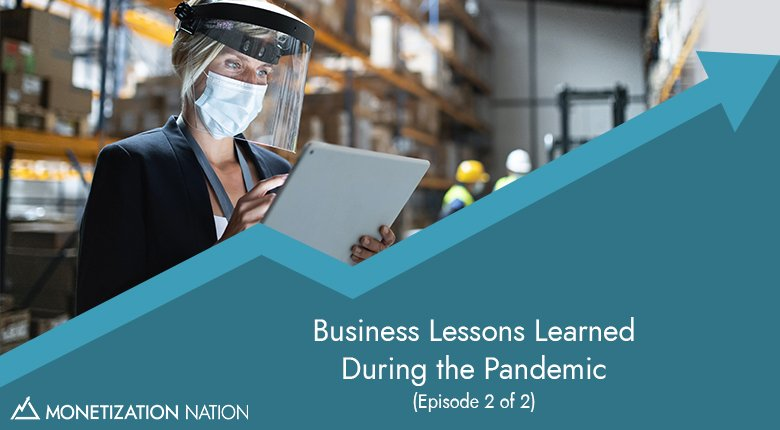 Business Lessons from COVID-19 Pandemic