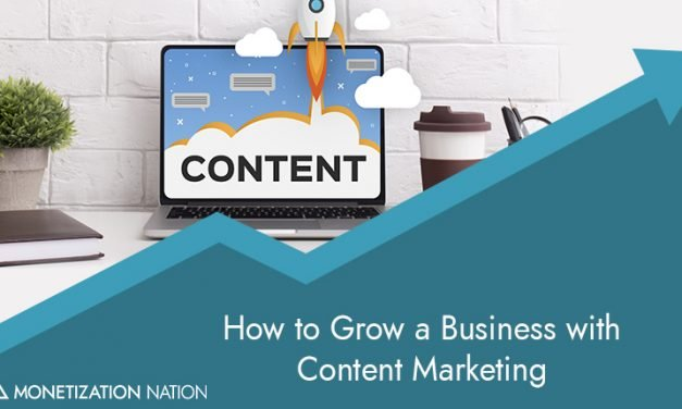 61. How to Grow a Business with Content Marketing