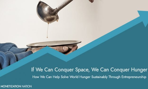 80. If We Can Conquer Space, We Can Conquer Hunger