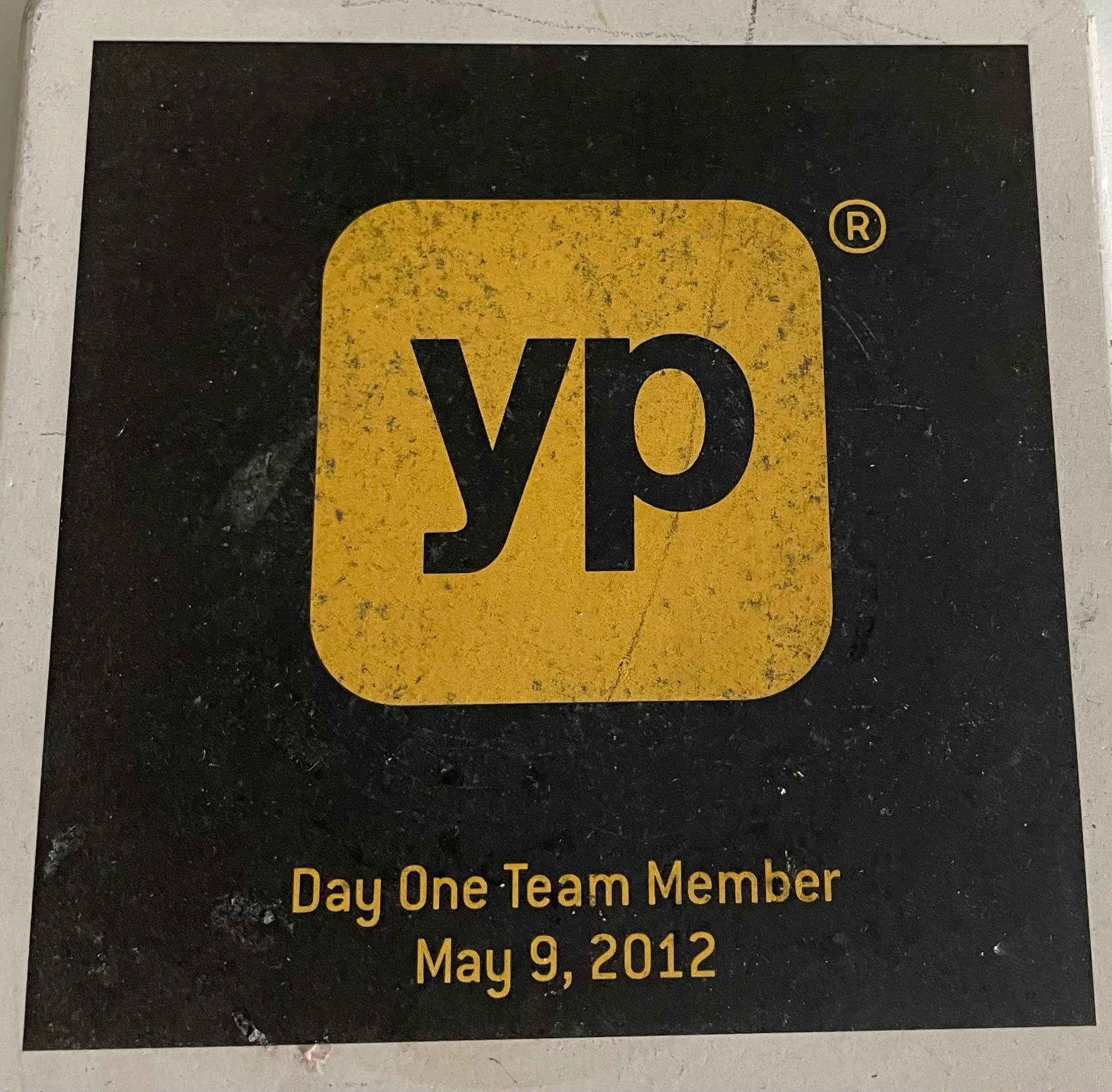 YP Day One
