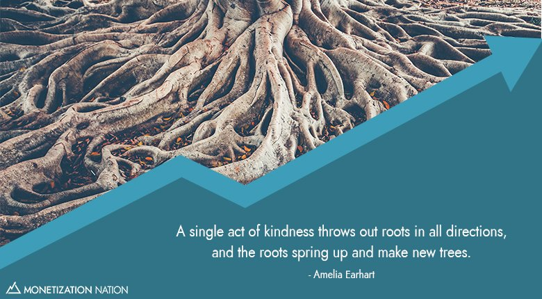 A single act of kindness _Blog