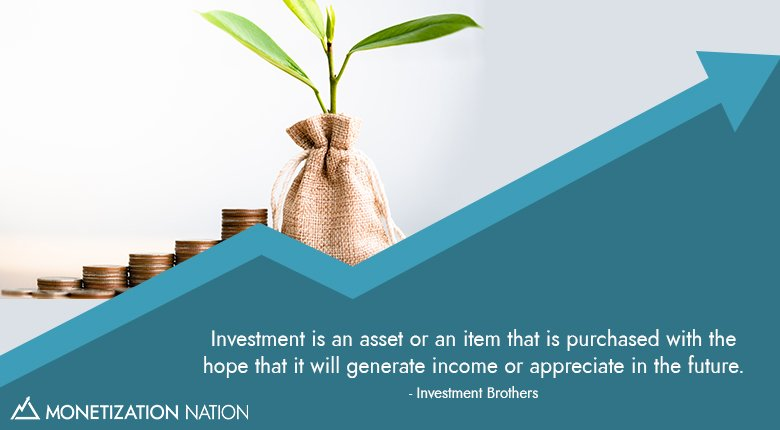 Investment is an_Blog