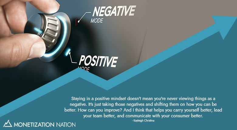 Staying in a positive_Blog