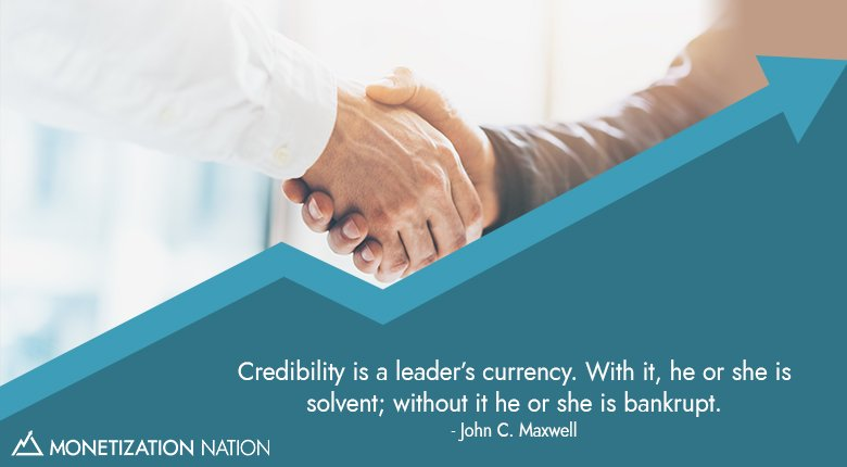 Credibility is a leader's_Blog