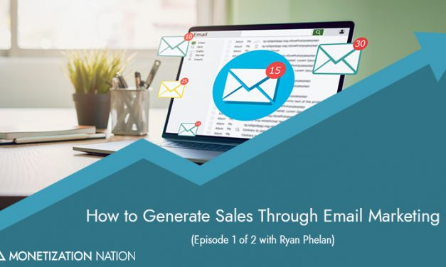 134. How to Generate Sales Through Email Marketing