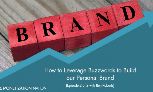 121. How to Leverage Buzzwords to Build our Personal Brand