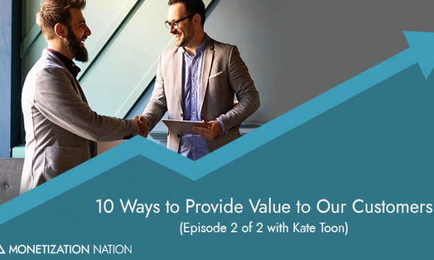 154. 10 Ways to Provide Value to Our Customers