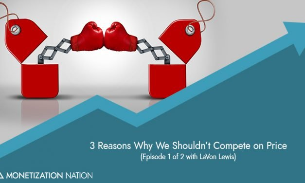 21 3 Reasons Why We Shouldn't Compete on Price