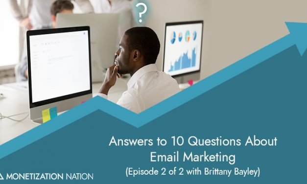 Answers to 10 Questions About Email Marketing
