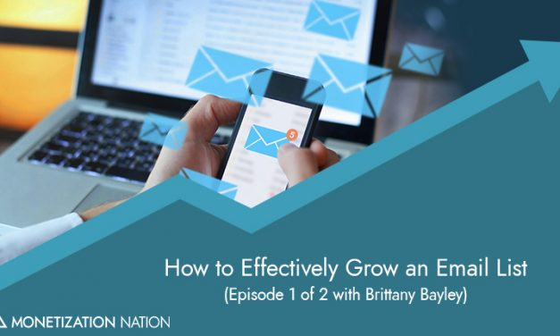 How to Effectively Grow an Email List