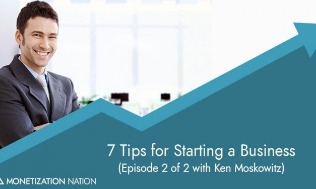 7 Tips for Starting a Business