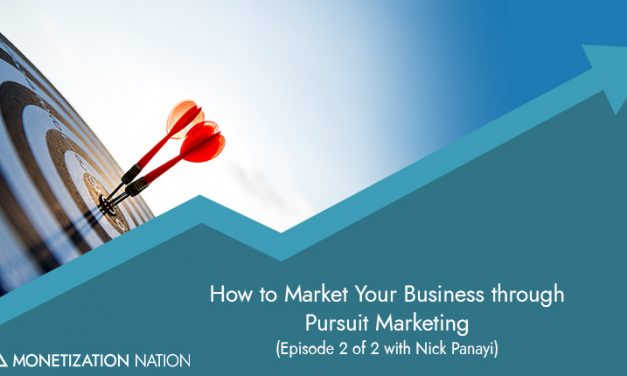 How to Market Your Business through Pursuit Marketing