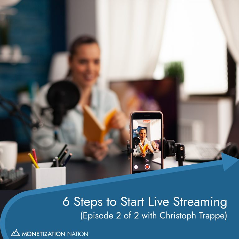 6 Steps to Start Live Streaming