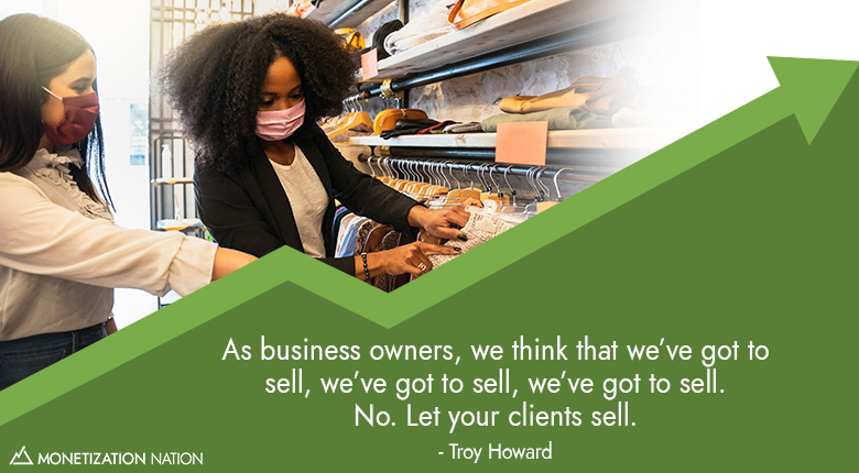 As a Business owner