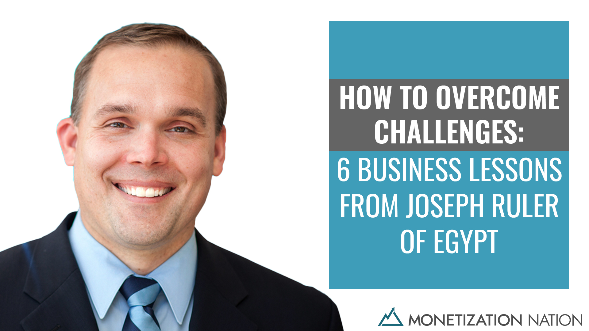 How to Overcome Challenges 6 Business Lessons From Joseph Ruler of Egypt (1)
