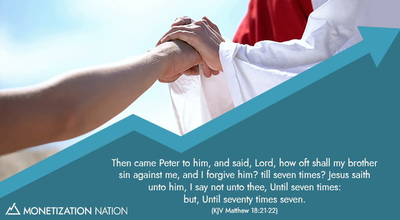 Then came peter