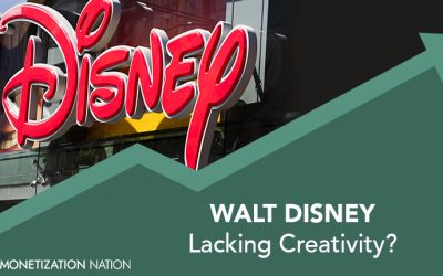 """How Walt Disney Started a $120 Billion Dollar Company After Being Fired and Told He """"Lacked Creativity"""""""