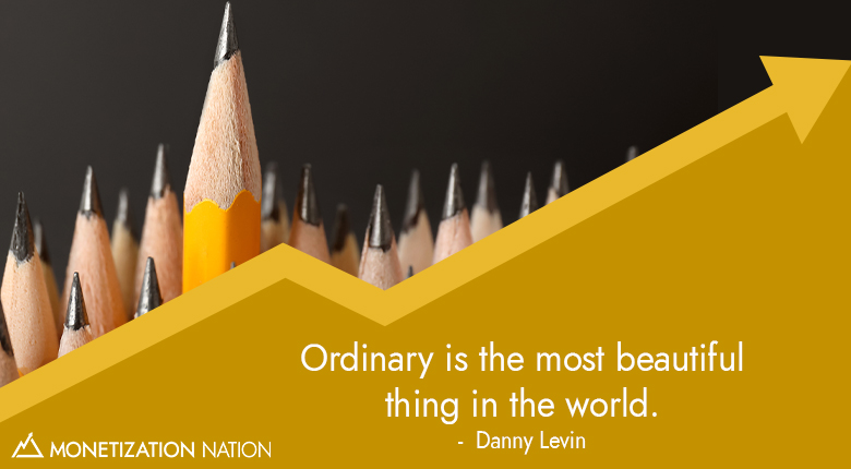 Ordinary is the _Blog